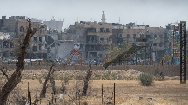 Удары ракет важнее: США запретили выделять средства на восстановление Сирии
