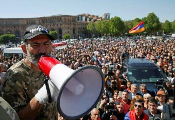 Главный секрет бархатной революции в Армении