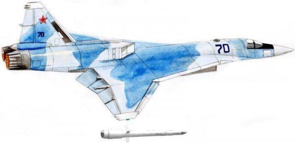 Проект ПАК ДП: МиГ-41