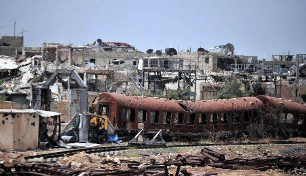 США спровоцировали третье нападение Израиля на Сирию