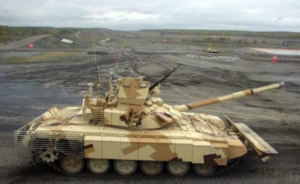 Новый российский танк Т-90М «Прорыв-3» превосходит любой зарубежный аналог в 3 раза