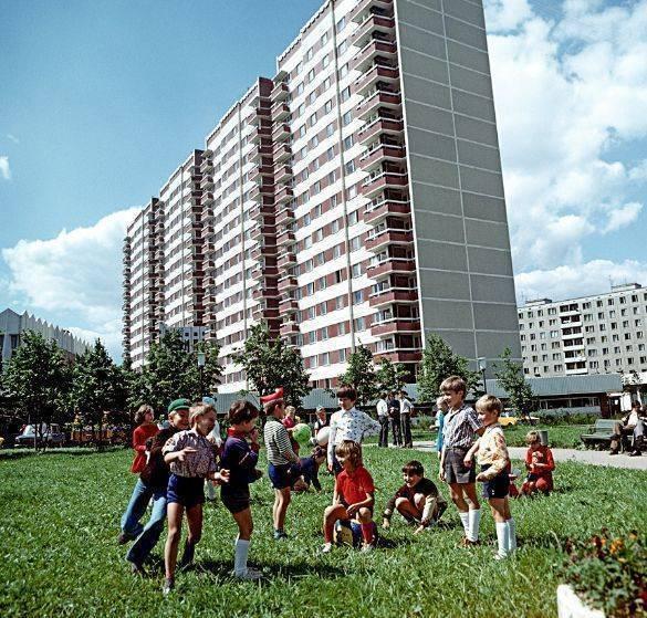 Каким было детство советских мальчиков и девочек