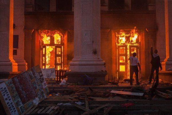 Чёрный день Одессы: Украинские нацисты готовят новую трагедию 2 мая