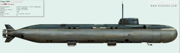 Неуловимый и совершенно секретный «Лошарик», глубоководная станция АС-12