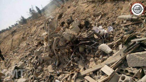 Израиль применил в Сирии тактический ядерный боезаряд