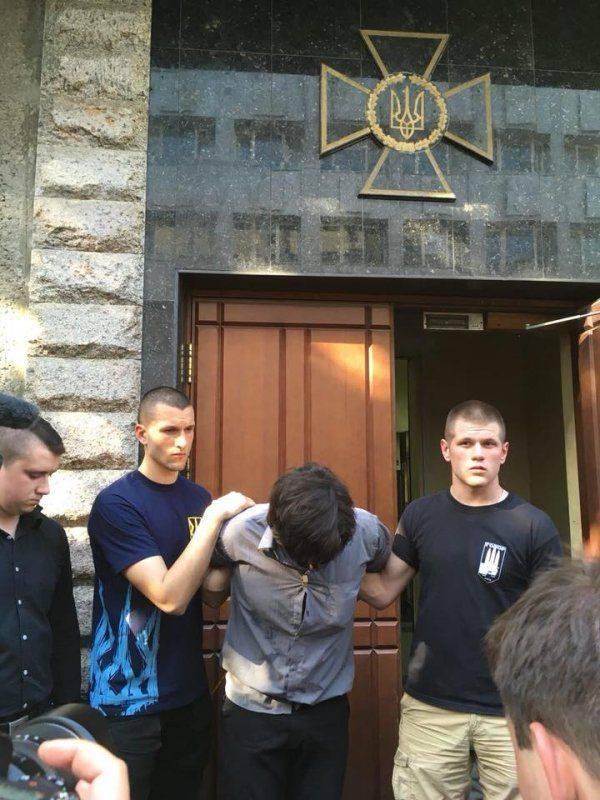 История схваченного в Киеве ополченца – провокация «Радио Свобода»