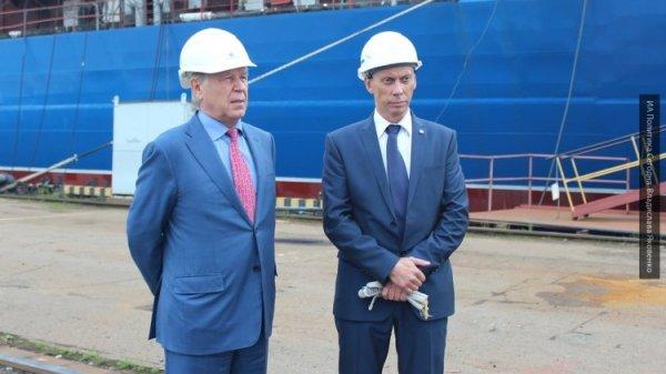 Россия ударными темпами развивает создание новых плавучих энергоблоков