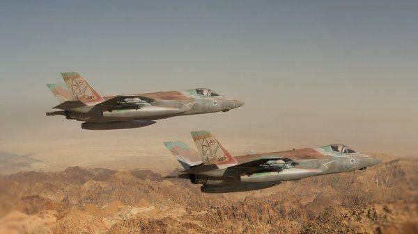 Снимем истребители F-35, как мух с потолка: тактику Израиля против С-300 ждет провал