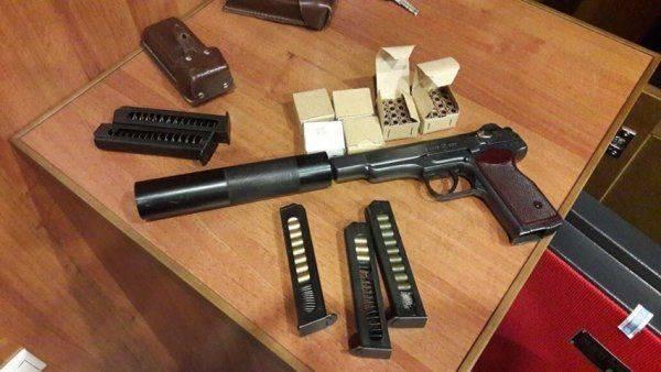 СБУ нашла пистолет в доме у Симоненко: Готовится дело Савченко-2