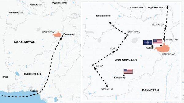 Спецслужбы США подготовили мощное наступление на Россию с Юга
