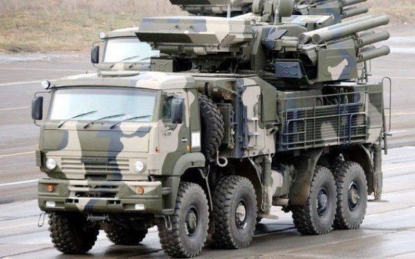 Новый Панцирь-СМ поступит на вооружение уже в этом году