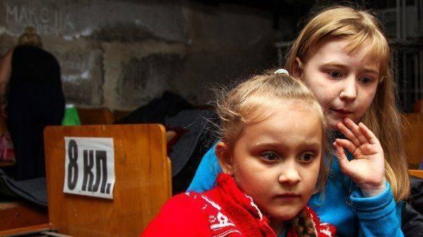 Горловка в огне. Украина провоцирует войну