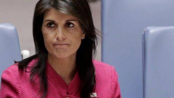 Лицо США в ООН «облили грязью»