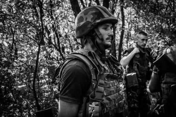 На Донбассе уничтожен ещё один  опытный боевик «Правого сектора»