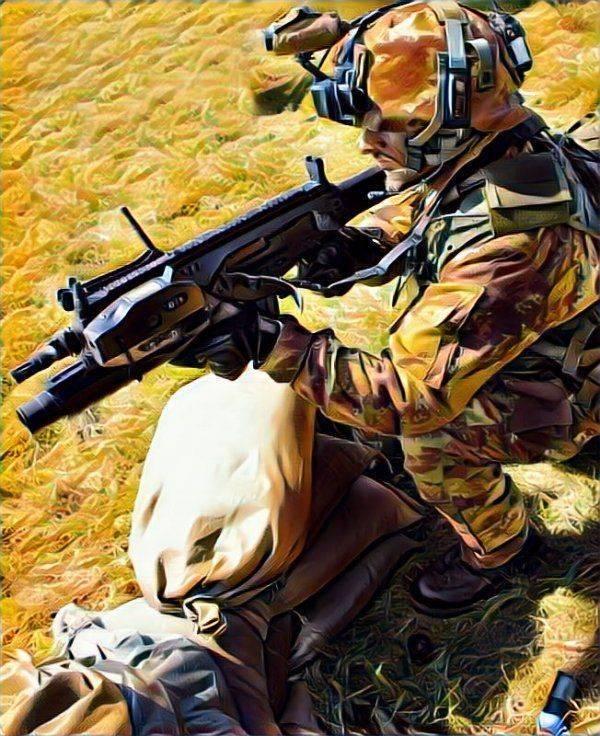 Танки станут безполезны. Российская пехота тестирует экспериментальное оружие