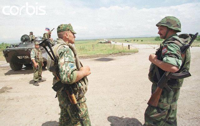 Как 200 российских солдат сорвали все планы НАТО