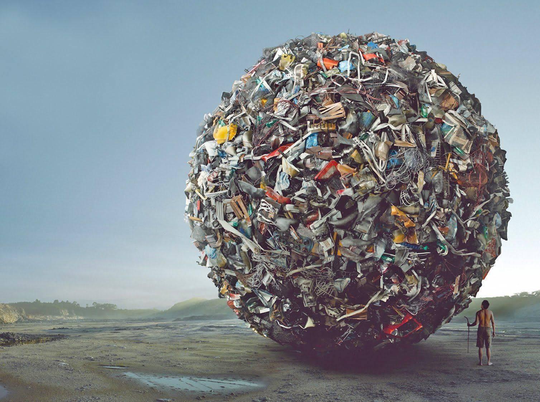 Картинки проблем мусора