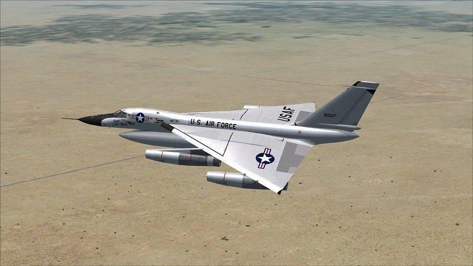 b-58 hustler in service