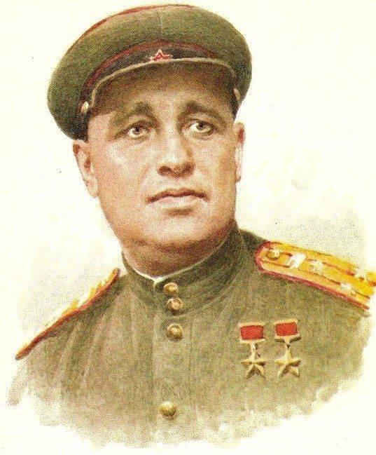 Советский генерал, укрощавший «Королевские тигры»