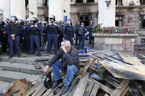 Спецоперация «Киев теряет Одессу»