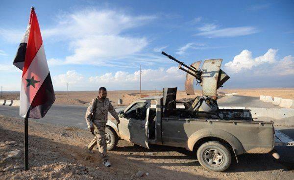 На юге Сирии завязывается крутой узел