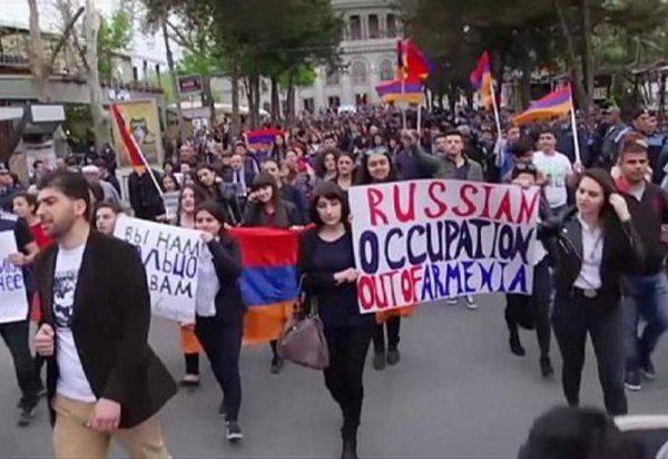 Выбор Армении: Путь по украинским граблям с острым кавказским колоритом?