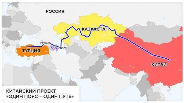 Будет ли Россия осью Евразии или её обочиной
