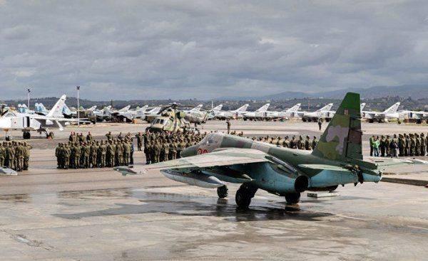 Москва сокращает авиагруппировку в Сирии