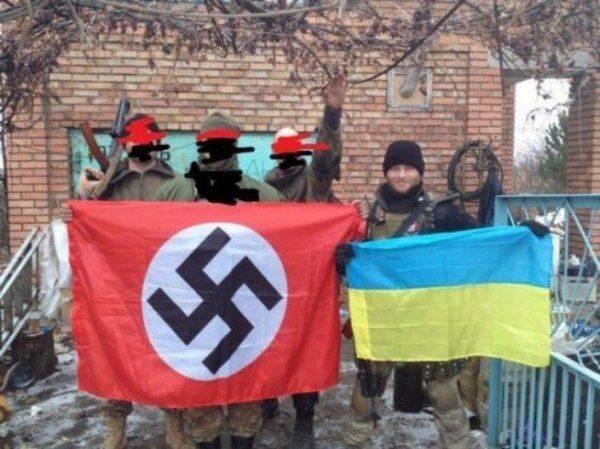 Фашизм сожрет Украину