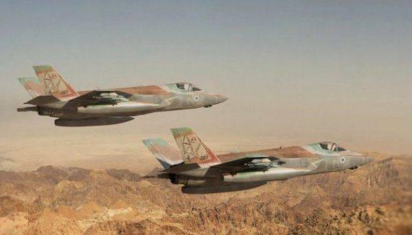Израиль нанес ракетный удар по объектам в районе аэропорта Дамаска