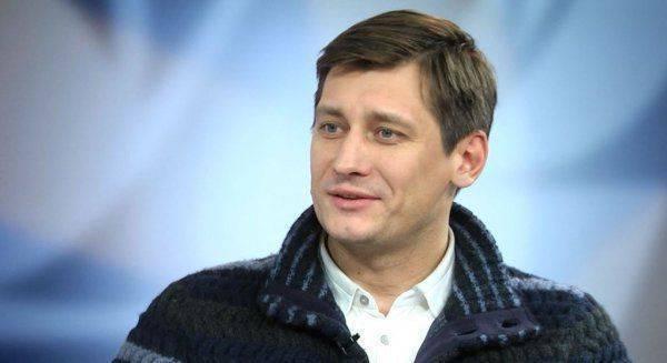 Гудков обнародовал «предвыборную программу», составленную на коленке