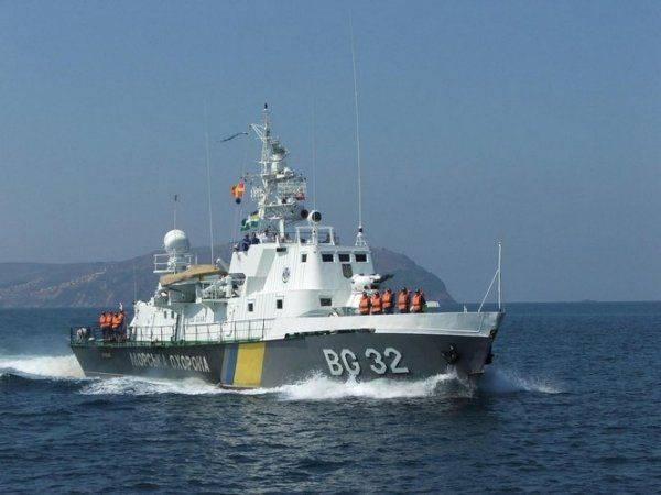 Азовское море - новая арена противостояния Украины и России