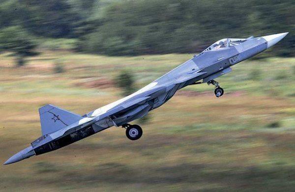 Первый, пошел! Заключен первый контракт по поставке истребителей Су-57