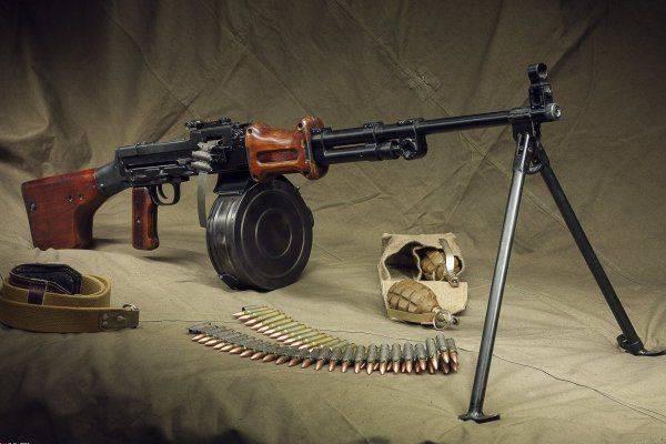 Советский пулемет, который очень ценили американцы