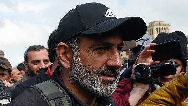 Армянские майданщики продолжают раскачивать страну