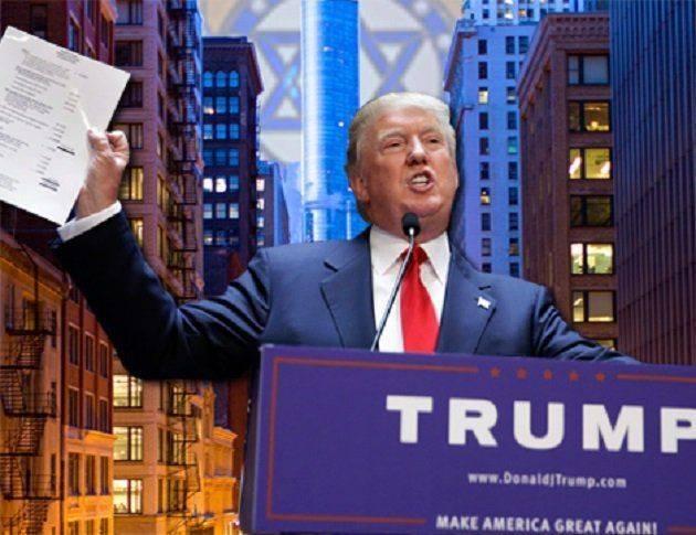 Дональд Трамп: скверный парень в среде негодяев