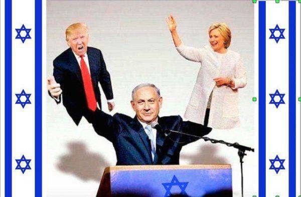 Трамп как агент влияния Моссад и Израиля