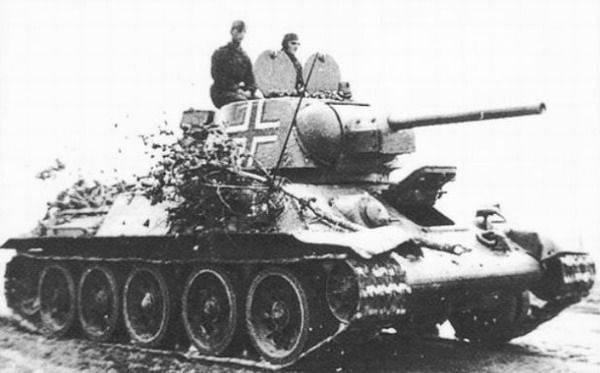 Какое советское оружие очень нравилось немецким оккупантам