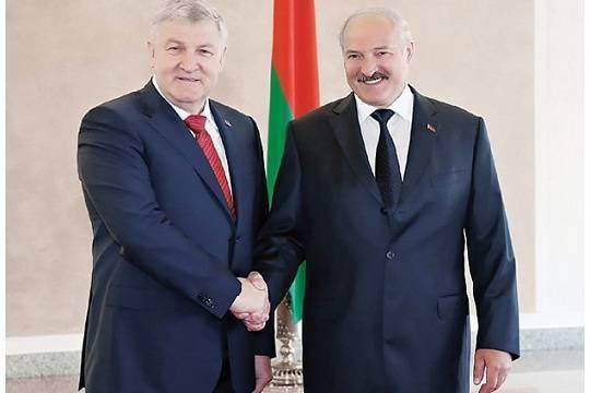 Александр Лукашенко пригрел адмирала-бандеровца