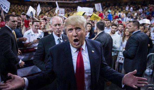 Трамп ломает миропорядок
