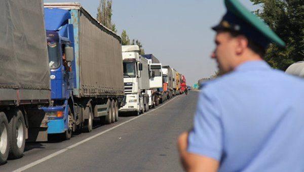 Россия продлила ограничение на транзит с Украины в Казахстан и Киргизию