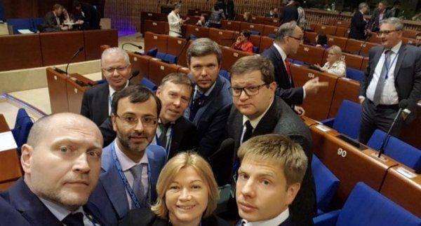 В Киеве сообщили, что ПАСЕ уберёт украинских дипломатов ради России