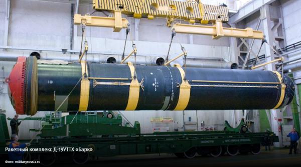 Почему «Булава» стала основной ракетой морских стратегических сил России