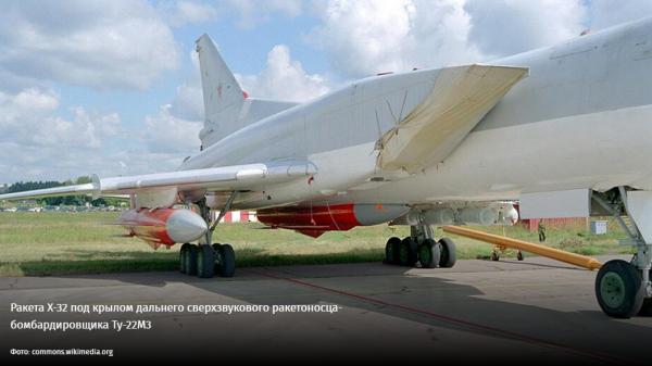 «Кинжал» для «Тушки»: На что способен российский стратегический бомбардировщик с новой боевой ракетой