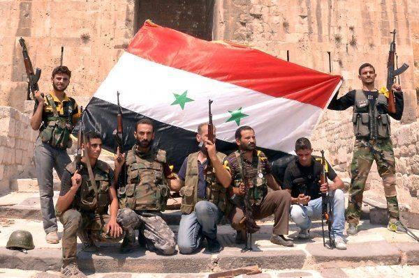 Сирийская оппозиция сдается без боя