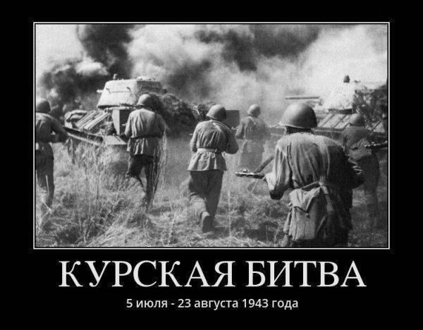 Курская битва – ключевой перелом в Великой Отечественной войне