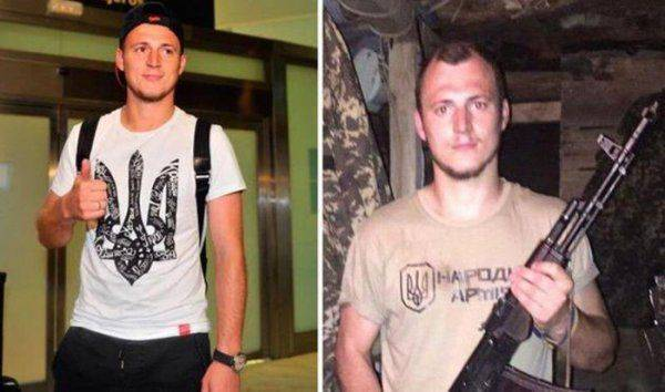 Футболиста-националиста из Украины не хотят видеть в Испании