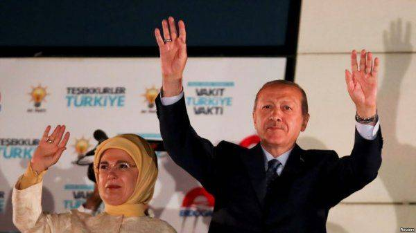 В НАТО не довольны победой Эрдогана на выборах