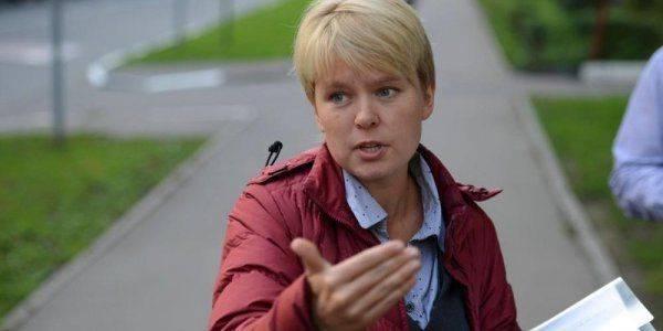 Российская оппозиционерка, уехавшая в Эстонию, пожаловалась на дискриминацию ее русских детей