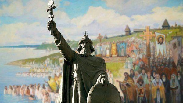 «Крестины Украины» и другие ереси пана Порошенко